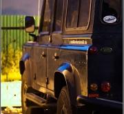 Тюнинг автомобиля Land Rover Defender 110