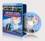 Проект оформления Blu-Ray диска мотопутешествия Исландия