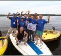 Флаг водкомоторника увеличивает грузоподъемность катера