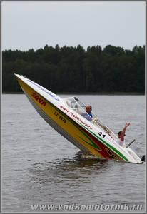 Е.Слетин на Viking 520