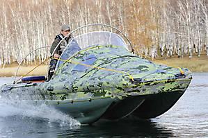 GESER K 600 на Байкале 1 октября 2011