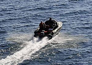 Тримаран надувной GESER K600 для любых внутренних водоёмов и прибрежных зон морей