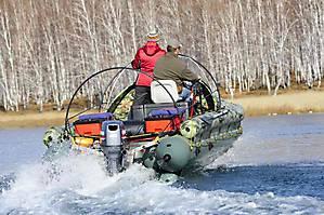 Надувной тримаран GESER K600 производство Иркутск 89025161216