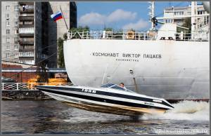 Космонавт Виктор Пацаев