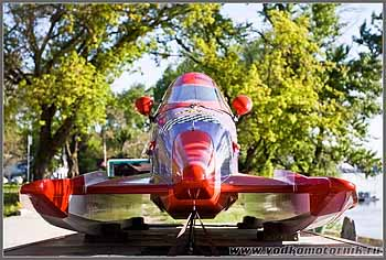 Болид Formula - 500