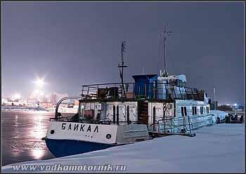 Байкал. Калининградский. 2008г.