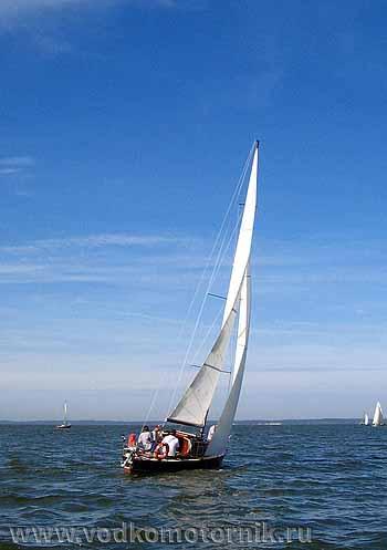 Вислинский залив 2005г.