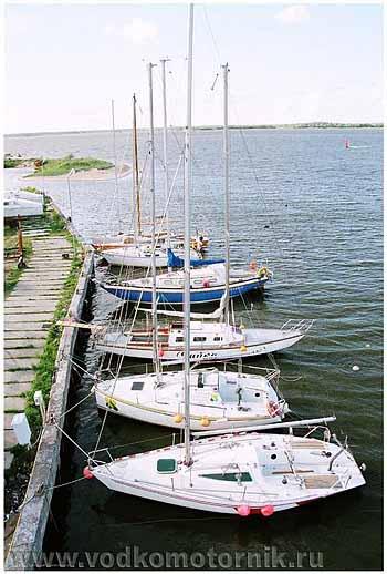 Яхтклуб. 2006г.