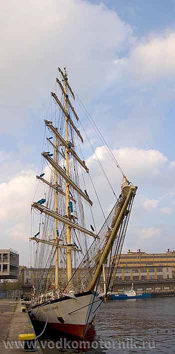 Польская яхта Шопен. (Chopin)