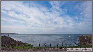 Рыбалка на Северном море