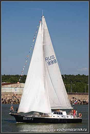 Яхта Петр-1 RUS999