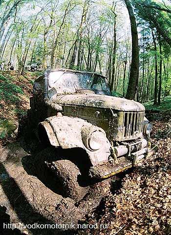 4х4 лес 2006г.