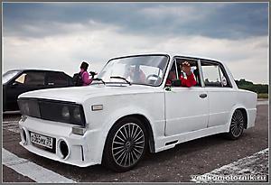 Затюненый ВАЗ 2106
