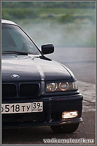 BMW стартует