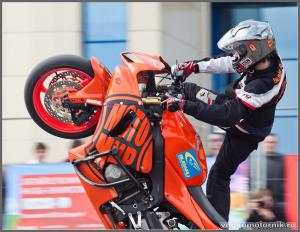 Укрощение мотоцикла