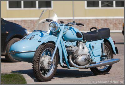 Мотоцикл ИЖ Юпитер-2