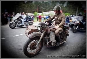 Мото-фестиваль Брест 2010 мотоцикл K-750