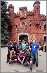 Калининградцы в Брестской крепости