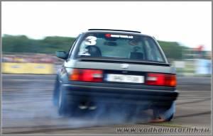 Дрифт drift BMW