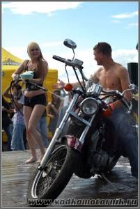 Bike Wash show