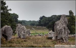 Камни в Карнаке