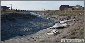 Отлив в Нормандии