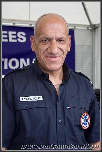 Франция. Полиция.