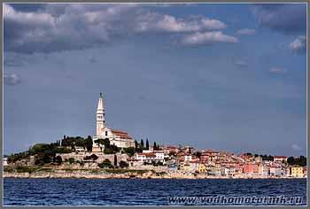 Хорватия - Ровинь (Rovinj)