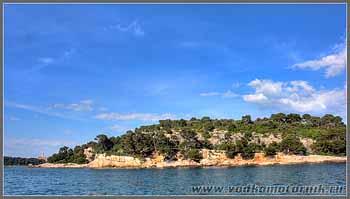 Хорватия - Адриатическое море.