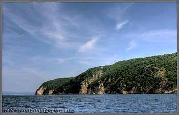 Остров Крес.