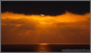 Сицилийские закаты