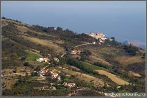Ландшафты центральной Италии - 2