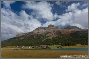 Альпы и озера