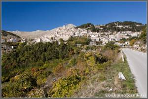 Вид на Castel del Monte