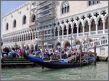 Венеция. Дворец Дожей.