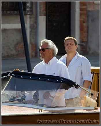 Венеция. Такси.