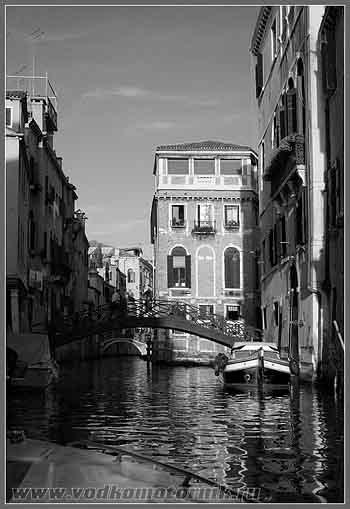Венеция - вечереет.