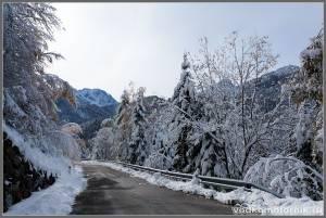 Словенские Альпы - зима
