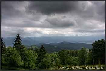 Словения. Гора Гольте/Golte.