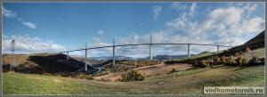 Мост в Milau