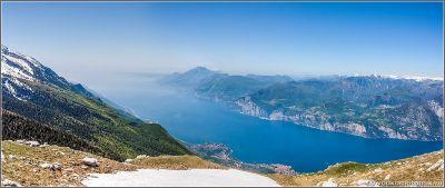 Панорама Lago Di Garda