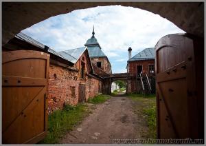 Коневецкий монастырь