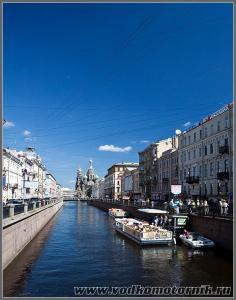 Петербург Спас-на-крови