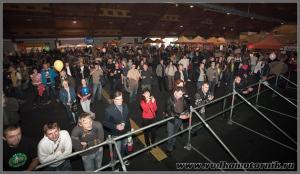 Рига пивной фестиваль - зрители