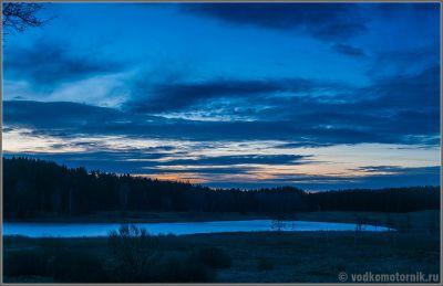 Пос. Лесистое озеро Рыбное