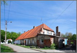 Ясная Поляна. Немецкий дом.