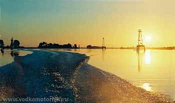 Калининградский канал.