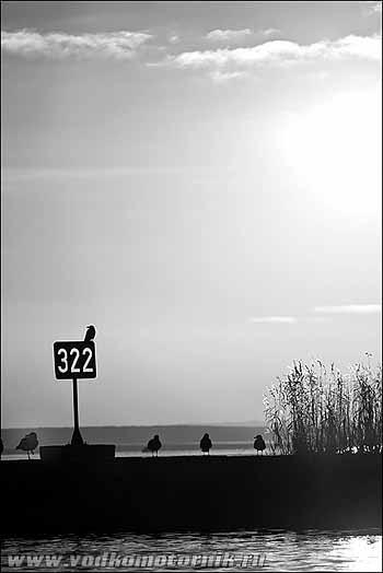 На канале. 12/2007