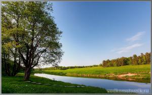 Река Шешупе