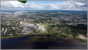Над Ригой Латвия